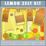 Lemon Zest Kit