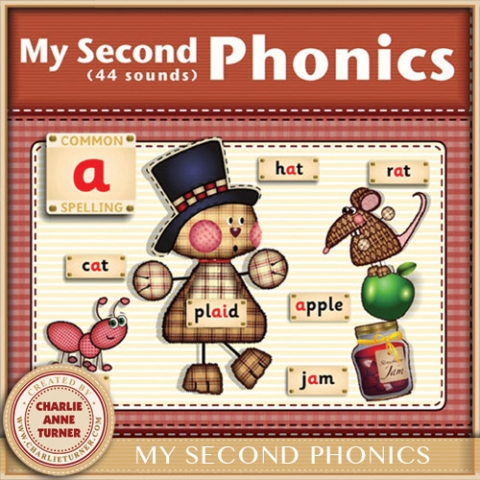 Second Phonics book