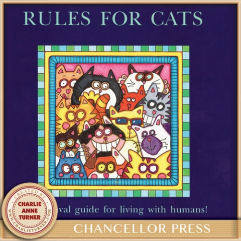 Cats Rule - Chancellor Press book