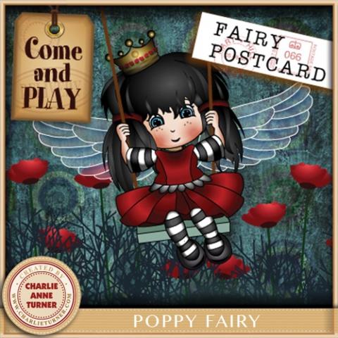 Fairy Poppy