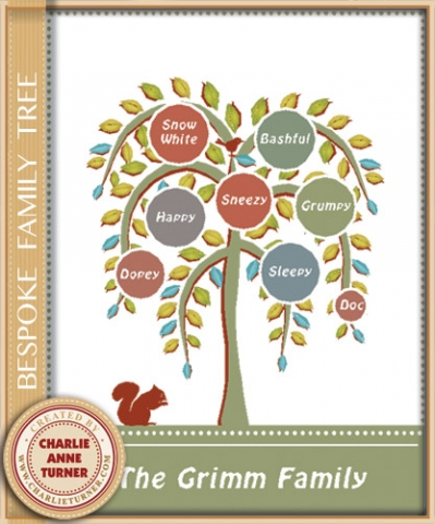 Bespoke Family Tree