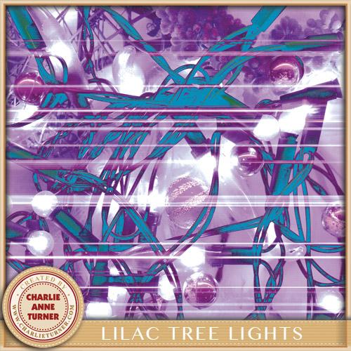 Lilac Lights Christmas