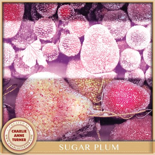 Sugar Plums Christmas