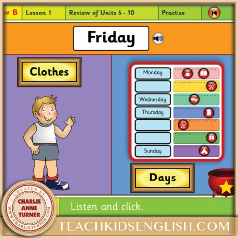 Teach Kids English