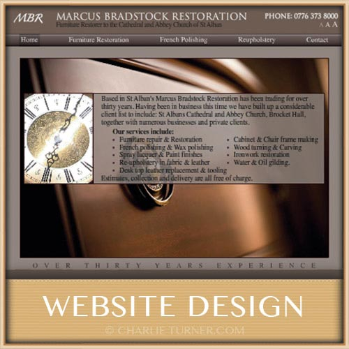 website design gallery