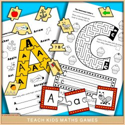 Teach Kids Maths Games