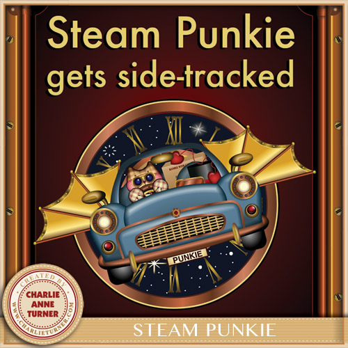 Steam Punkie