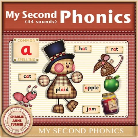 Second Phonics book