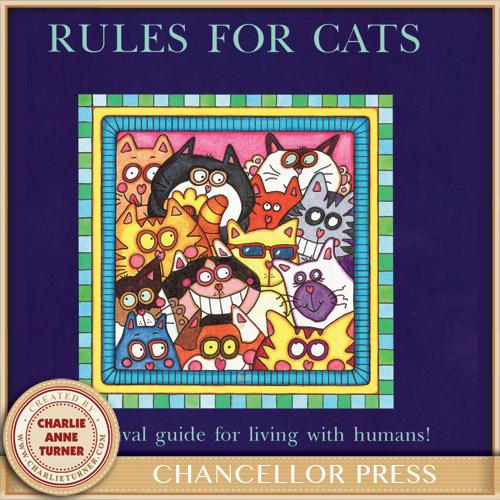 Cats Rule - Chancellor Press book