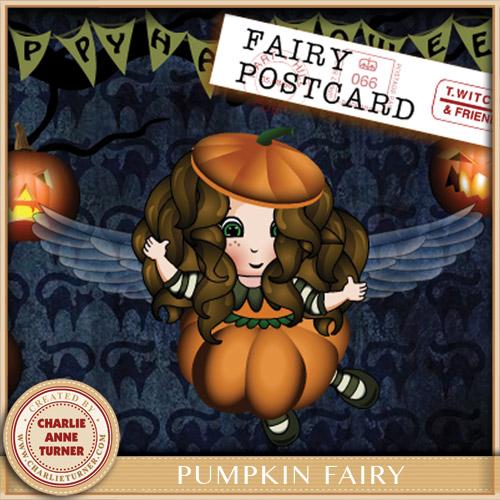 Fairy Pumpkin