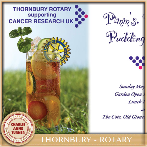 Rotary Pims & Pudding