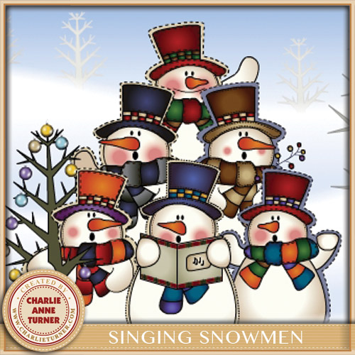 Singing Snowmen