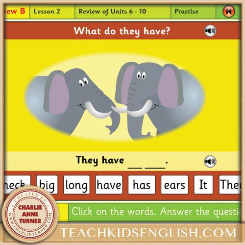 Teach Kids English