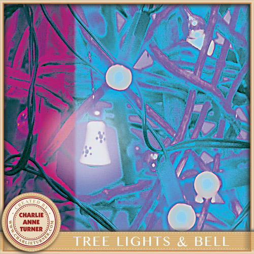 Tree Lights & Bell Christmas