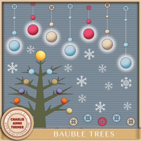 Bauble Christmas Tree