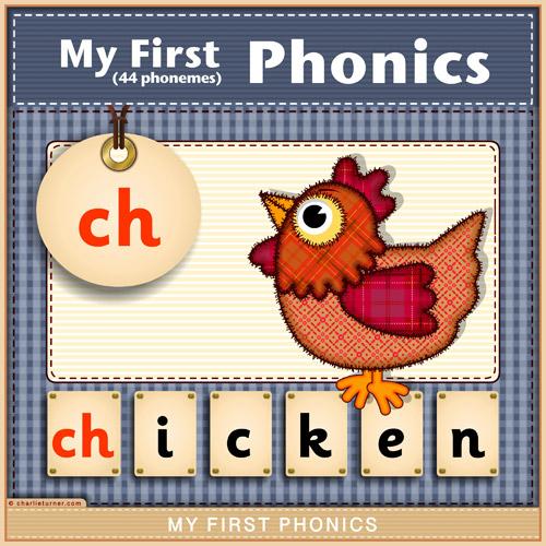 My First Phonics