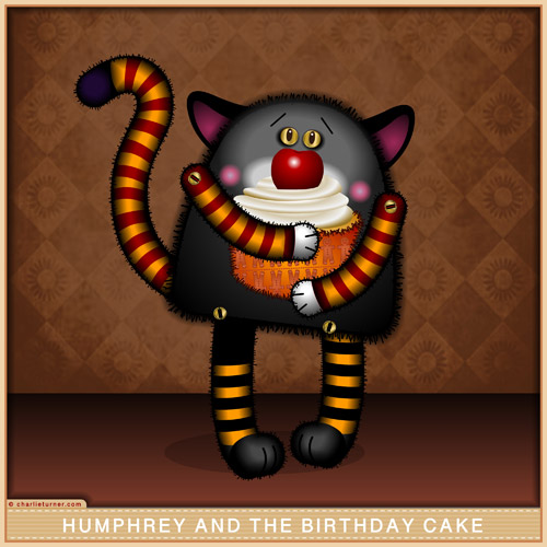 Humphrey & the Birthday Cake